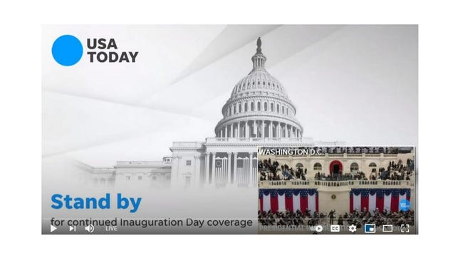 Screen image from USA Today YouTube channel