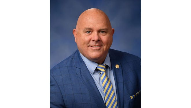 State Rep. TC Clements, R-Bedford Township