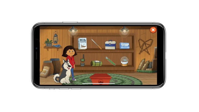 Molly of Denali, from PBS Kids, teaches important lessons while educating children about Native culture.
