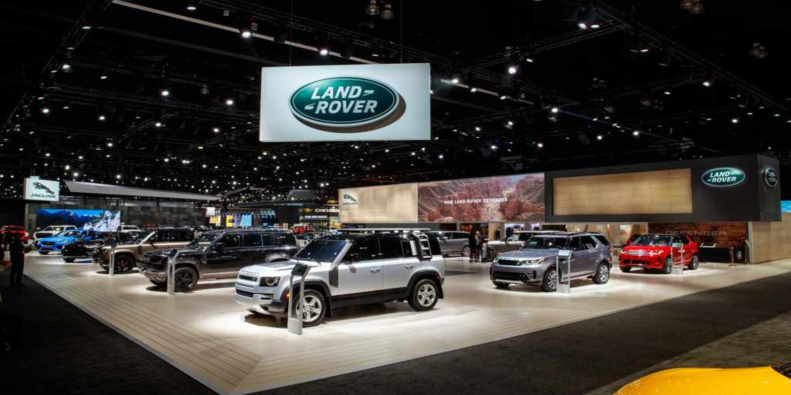 Jaguar to transition to all electric vehicles, Land Rover to go majority electric