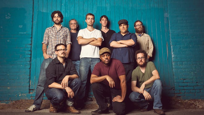 Austin-based Hard Proof belts out Texas-sized jazz. Catch them at 9 p.m. today at The Blue Moon Saloon, 215 E. Convent St.