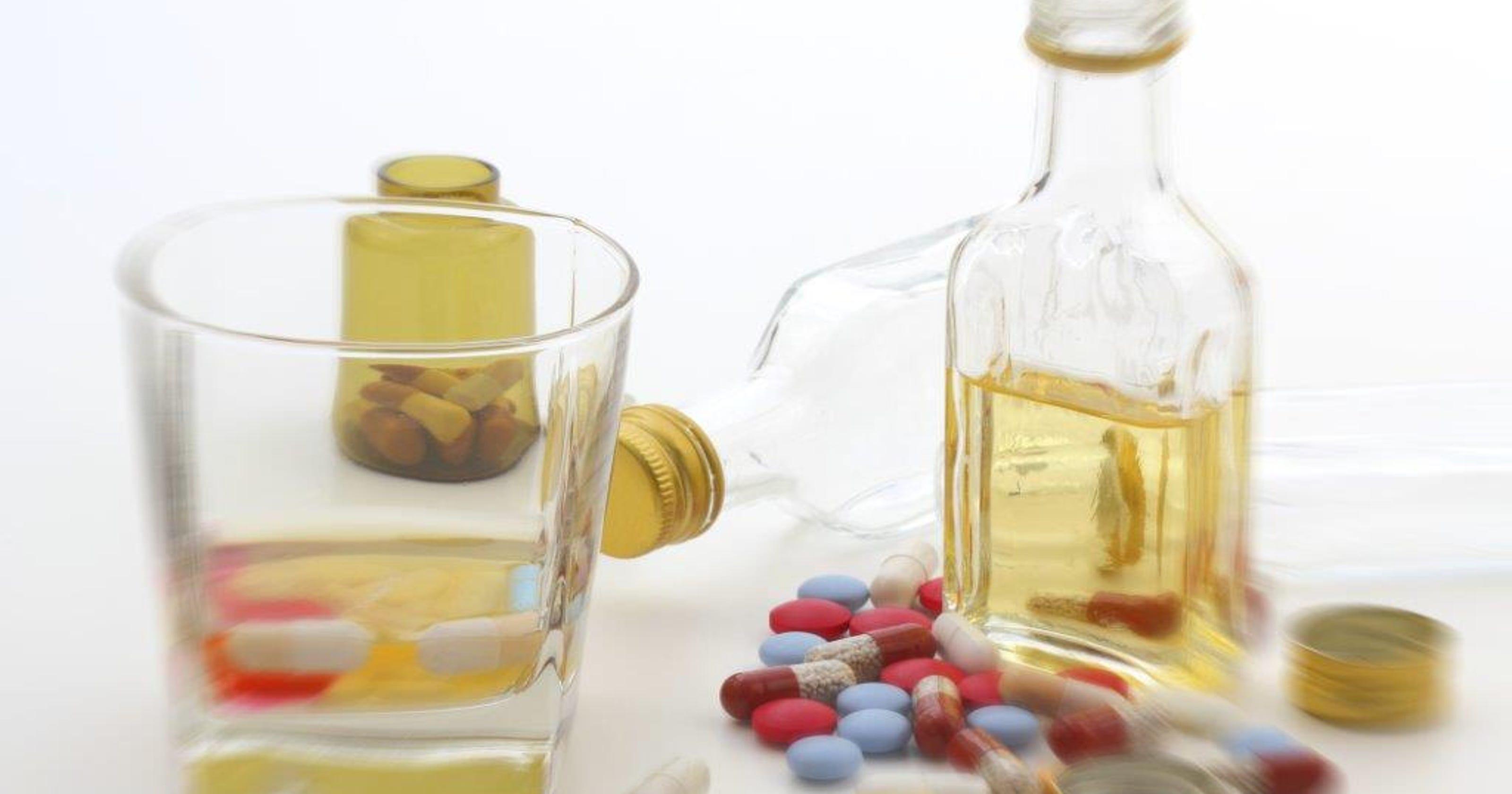 valium alcohol