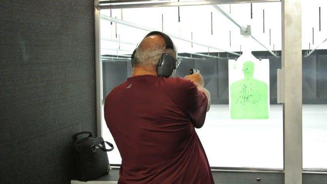 Pensacola Indoor Shooting Range has opened at 6428 Pensacola Blvd.