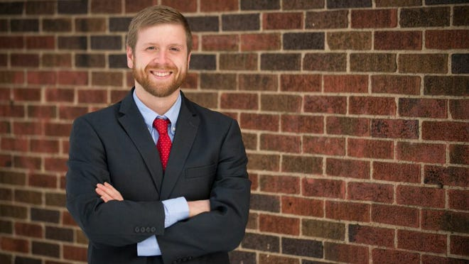 Mark Muoio is running as a Democrat for Monroe County Legislature.