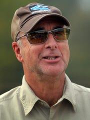 Bob Wenner, CFO Wolf River Conservancy.