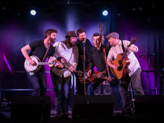 The Hillbenders will play a hometown show Friday at