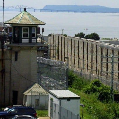 Sing Sing prison in Ossining