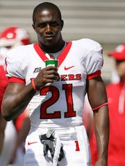 Devin McCourty at Rutgers