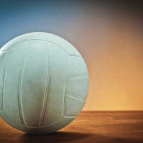 Boys' volleyball results, May 3