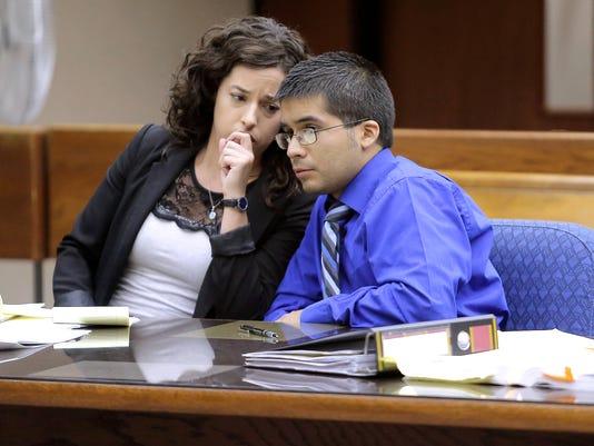 Christopher Miranda Sentencing