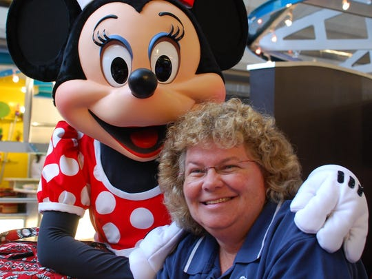 Susan Shamberger, 56, loved everything Disney and frequently