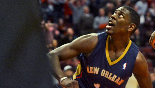 Jrue Holiday's late three-point play gave the Pelicans a triple-OT win.