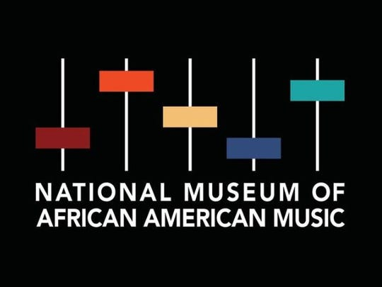 The logo for the National Museum of African American