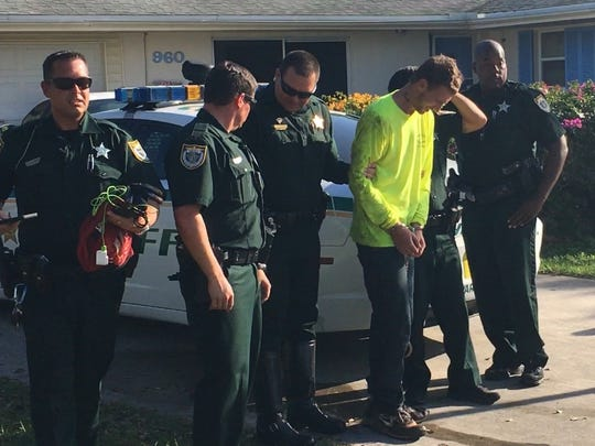Former Palm Bay resident Brian Simmerman escaped from
