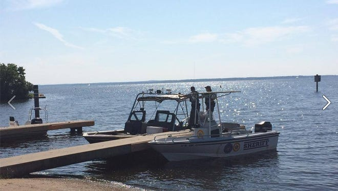 """The search continued at Ross Barnett Reservoir Wednesday for John Gregory """"Greg"""" Kassel of Madison"""