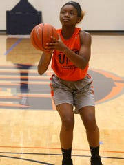 UTEP guard Neidy Ocuane brings her game from Maputo, Mozambique, Africa to the Miners.