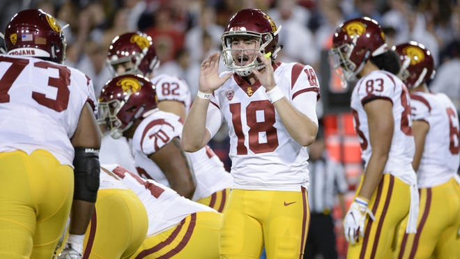 Former USC quarterback JT Daniels started for the Trojans in his very first game as a freshman in 2018. A season-ending injury in last year's opener ended up with Daniels transferring to Georgia. He has been ruled immediately eligible to play.