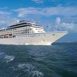 Oceania Cruises has canceled a significant portion of what was to be an historic, 180-day around the world cruise, while the 684-passenger Insignia undergoes repairs in San Juan. The ship was the scene of a fatal engine room fire earlier this month.