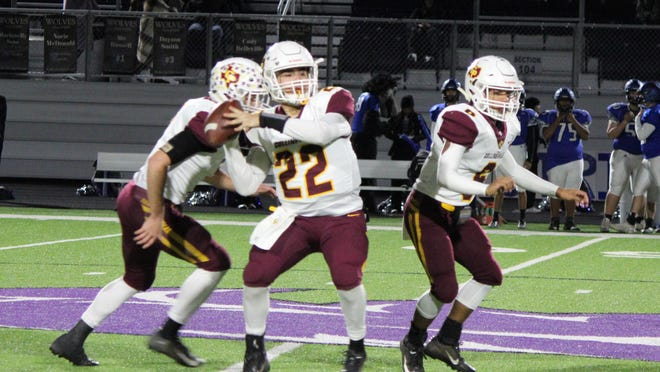 Senior quarterback Luis Hernandez returns for his third year running the offense as the Pirates try to extend their playoff streak to five seasons.