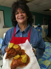 Prince's Hot Chicken Shack owner Andre Prince Jeffries