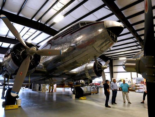 Exchange Historic Plane
