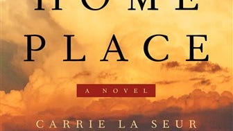 "This book cover image released by William Morrow shows ""The Home Place,"" by Carrie La Seur."