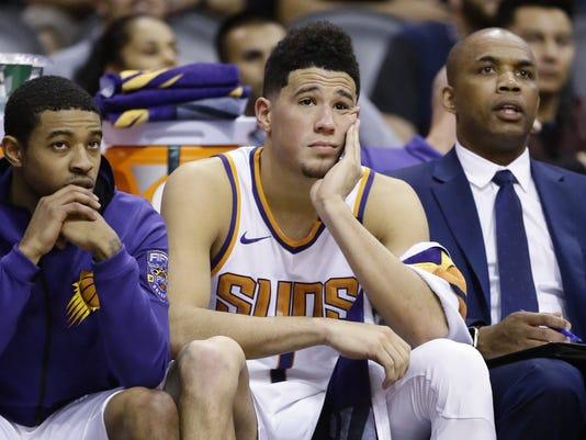 Houston Rockets .vs Phoenix Suns 2017