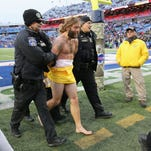 Bills report card: Buffalo offense so bad, its best run came from a streaker