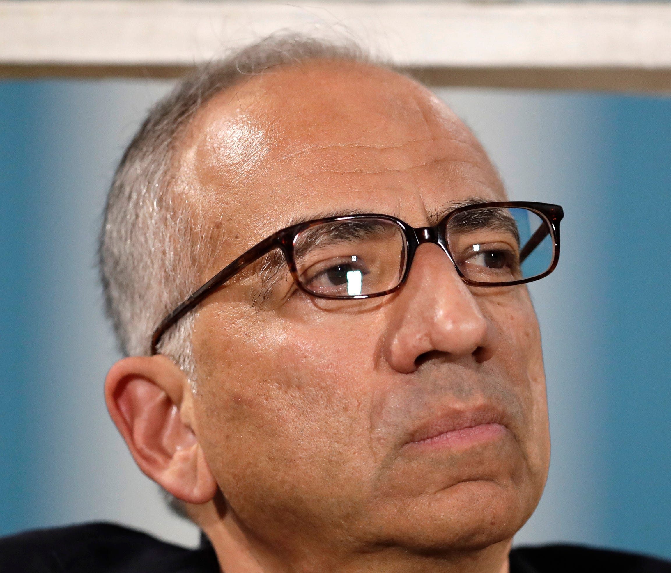 Carlos Cordeiro, one of three co-chairs of the United bid, has made visits to Europe and Asia to campaign for the 2026 World Cup.