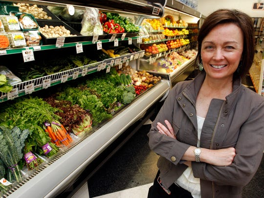 Diane Lahodny is owner of Campbell's Nutrition is a locally owned grocery store that sells organic foods and natural supplements.