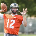 Coleman Key, CSU's backup quarterback, said he's preparing no differently for the season than he would if he had been named the starter.