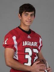 P All-Area Dillon Bredesen, West Florida High School