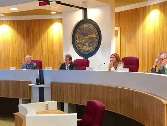 State Land Board members on Monday told staff to proceed