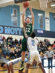 Howell's Dan Zolinski had 10 points in a 51-39 victory