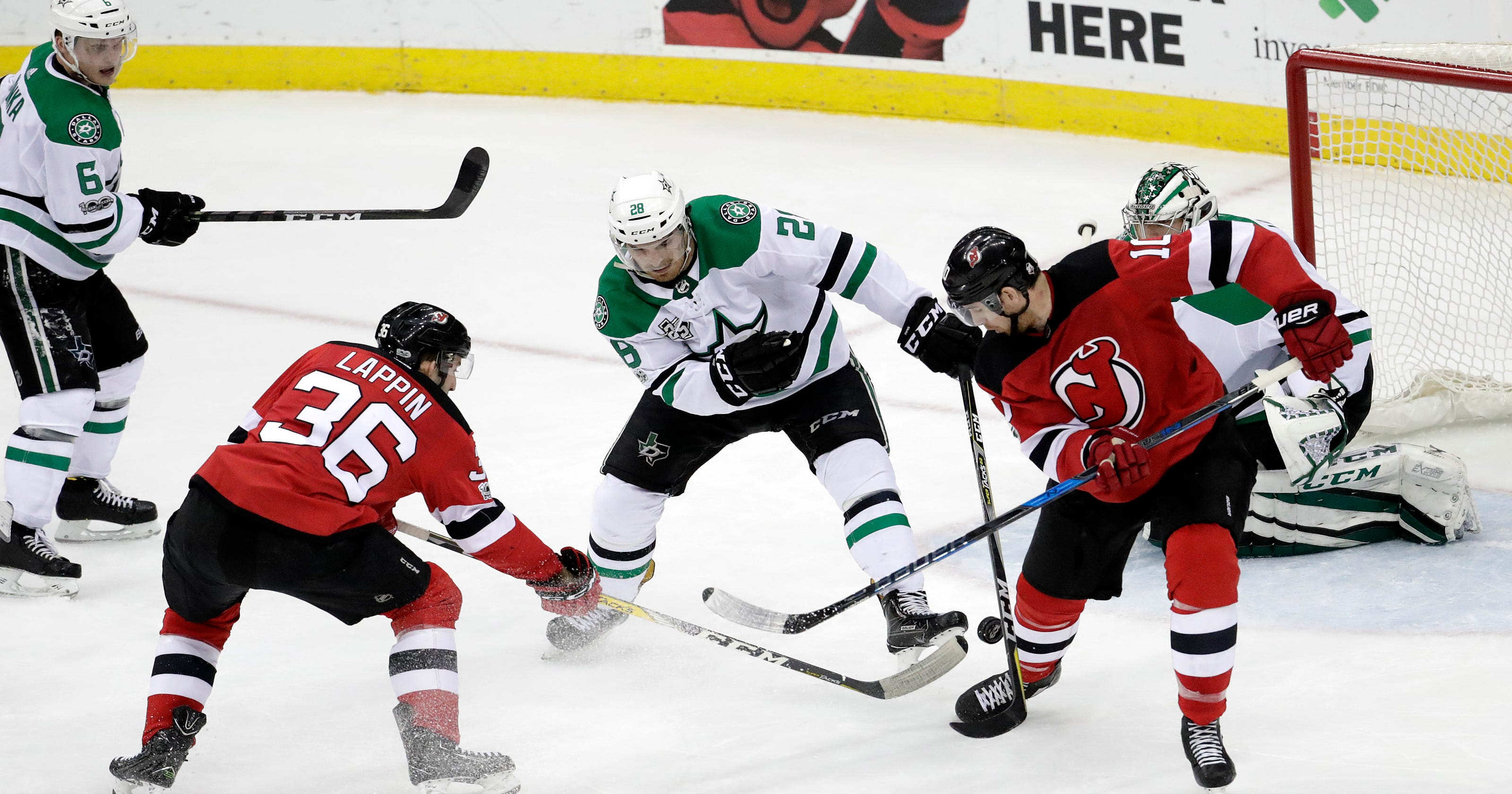 Devils roster projection  Nick Lappin b80d56d95b3