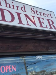 Third St. Diner in Menasha is at the corner of De Pere