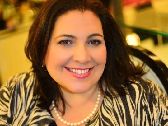 Westchester County majority leader Catgherine Borgia