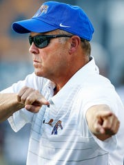 University of Memphis Offensive Coordinator & Running