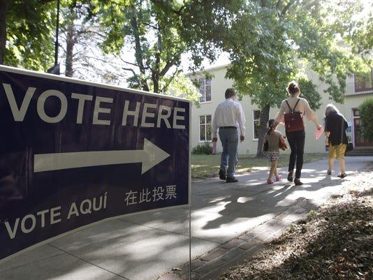 AP CALIFORNIA PRIMARY VOTING A ELN USA CA