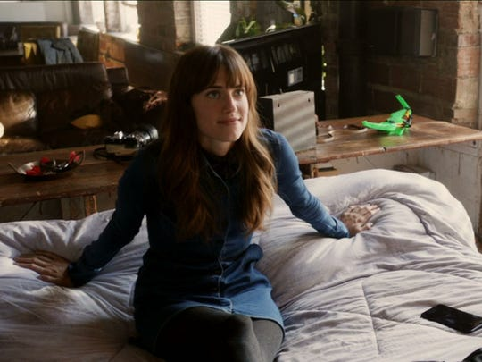 """Allison Williams as Rose in a scene from the movie """"Get Out"""" directed by Jordan Peele. The movie opens Thursday at Regal West  Manchester Stadium 13, Frank Theatres Queensgate Stadium 13 and R/C Hanover Movies."""