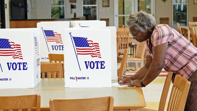 Oakland oters will elect candidates for six countywide offices on Nov. 8.