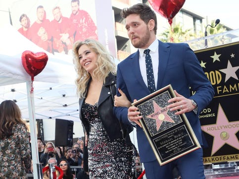Son's cancer helped Michael Bublé change his music for the better