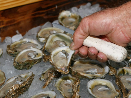 081313 apalachicola oysters