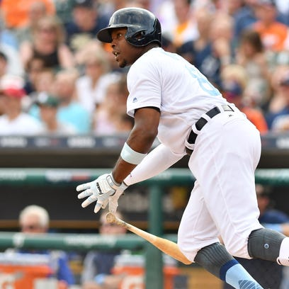 In the last 23 games, Tigers' Justin Upton is hitting