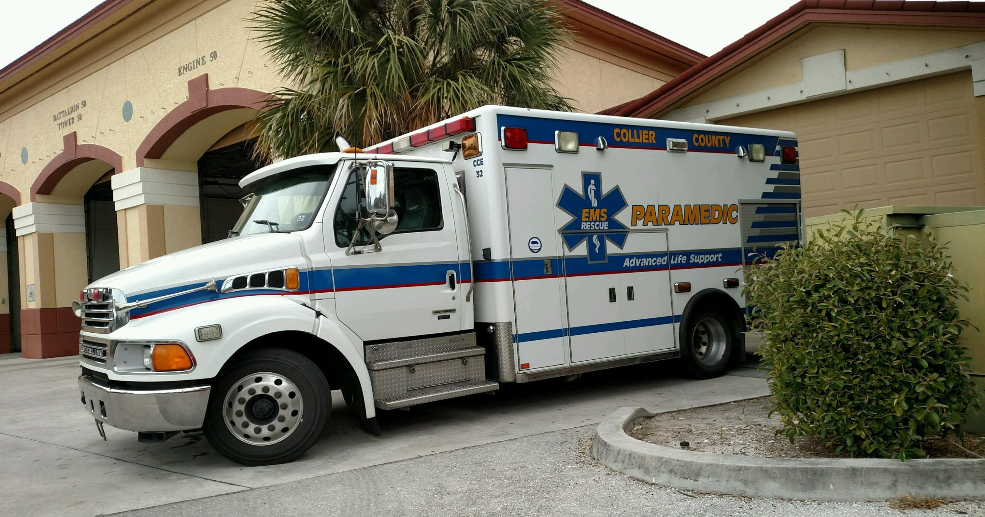 Collier Ems Reviewing Case After Employee S Arrest On