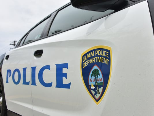 Stockphoto Guam Police GPD police car