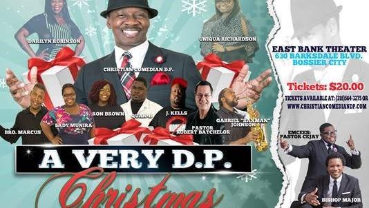 A Very D.P. Christmas