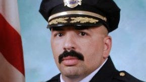 "Roland ""Ron"" Camacho was selected to be the new chief of police for the Chambersburg Police Department in June 2016."