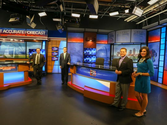 The purchase of the WOI Local 5 TV station is contingent on the closing of the Nexstar-Tribune merger.