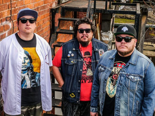 A Tribe Called Red plays Higher Ground's Showcase Lounge on Tuesday.